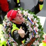 Motor racing: Pagenaud holds off Rossi to win Indianapolis 500