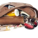 No more messy purses: This best-selling Amazon handbag organizer has over 600 near-perfect reviews