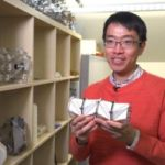 Researchers use the ancient art of origami to produce high-tech shock absorbers