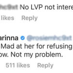 Lisa Rinna Claps Back At 'RHOBH' Fan Who Says They Won't Watch Without Lisa Vanderpump: 'Not My Problem'