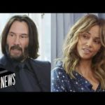 Keanu Reeves & Halle Berry on Making 'John Wick: Chapter 3 – Parabellum ' | MTV News