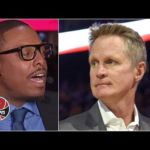 Paul Pierce gets into spirited debate over whether Steve Kerr is top-5 coach ever | NBA Countdown