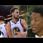 'They're gonna be really deep': Scottie Pippen likes the Warriors in 2019 NBA Finals | The Jump