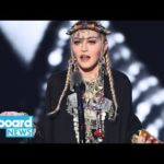 Madonna Gives a First Look at Her New Collab 'Crave' With Swae Lee | Billboard News
