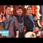 Jonas Brothers Share Track List for 'Happiness Begins' | Billboard News