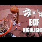 Raptors vs. Bucks Eastern Conference finals mixtape | 2019 NBA Playoff Highlights