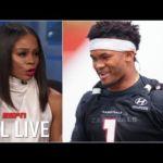 How soon will Kliff Kingsbury make Kyler Murray the starter for Cardinals? | NFL Live