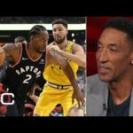 Scottie Pippen talks Warriors' quest for a 3-peat, 'The Drake Factor' and KD | SportsCenter