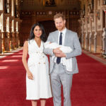 Meghan Markle & Prince Harry Debut Newborn Son For The 1st Time — See Their Precious Baby