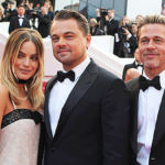 Brad Pitt & Leonardo DiCaprio Squirm As Cameraman Films Extreme Close-Ups At Cannes — Watch