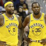 DeMarcus Cousins closer to making Warriors return than Kevin Durant