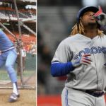 Vlad Guerrero Jr. took a page of the MLB record book away from Danny Ainge, of all people