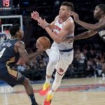 Report: Pelicans not high on Knicks forward Kevin Knox