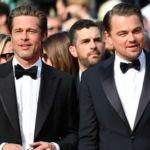 Brad Pitt and Leonardo DiCaprio Are Hair Champs