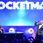 Watch Elton John and Taron Egerton Perform 'Rocket Man' at Cannes