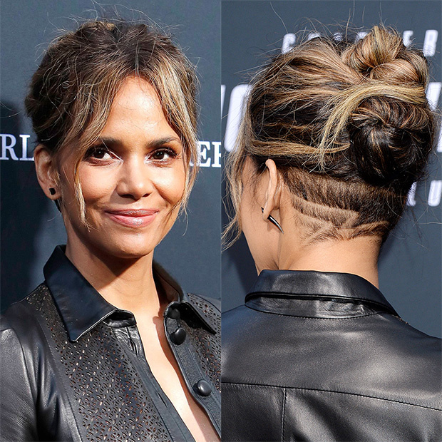 Halle Berry's Hair Makeover: Actress, 52, Shows Off New