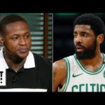 'Very difficult' adjusting to Kyrie, 'don't care where I go' in free agency – Terry Rozier | Get Up!
