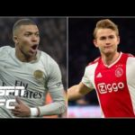 Kylian Mbappe, Matthijs de Ligt and the best footballers under 21 | ESPN FC