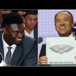 Zion Williamson is 'excited' to play for Pelicans, his stepdad says | BS or Real Talk | The Jump