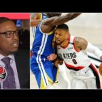 'The Blazers were just mentally and physically fatigued' – Paul Pierce | NBA Countdown