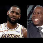 Magic laughs at the idea of the Lakers trading LeBron   First Take