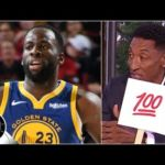 Scottie Pippen impressed by how much Draymond Green has changed in 2019 NBA playoffs | The Jump