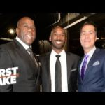 Kobe is winning the Lakers' 'Game of Thrones' over Magic, LeBron – Max Kellerman   First Take