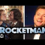 Taron Egerton On Working With Elton John & Male Intimacy   Rocketman   MTV Movies