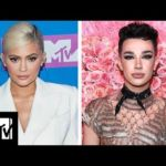 Kylie Jenner Parties With James Charles At The Kylie Skin Launch | MTV Celeb