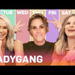 """How To Have a Fun Week According To """"LadyGang""""   E!"""
