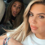 Brielle Biermann Shows Off Her Full Lips In Sexy Selfie With Sister Ariana – Pics
