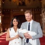Prince Harry & Meghan Markle Share the First Official Photo of Baby Sussex