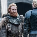 'Game of Thrones' star Kristofer Hivju says several Tormund and Brienne scenes were cut from show