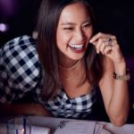 Jamie Chung Enjoyed a Stylish Vacation to Italy