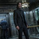 Keanu Reeves on 'John Wick 3' and Killing an NBA Player With a Book