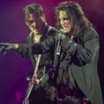 Listen to Johnny Depp and Alice Cooper's new Hollywood Vampires single 'The Boogieman Surprise'