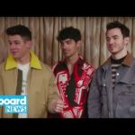Jonas Brothers Stand In For Broken Record Player in 'SNL' Promo | Billboard News