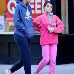 Katie Holmes & Look-Alike Daughter Suri, 13, Have A Girls' Day After Her Big Met Gala Night W/ Jamie Foxx