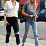 Kristen Stewart Reunites With Ex Stella Maxwell More Than 6 Mos. After Split — Pics
