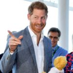 Prince Harry Gushes Over Baby Archie During Children's Hospital Visit