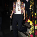 Miley Cyrus Looks '70s Chic In Bell-Bottoms & Cropped Vest — Love Or Loathe?