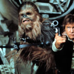Harrison Ford, 'Star Wars' Pay Tribute to Chewbacca Actor Peter Mayhew