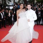 Priyanka Chopra Turns Cannes Into Her 3rd 'Wedding' By Rocking Gorgeous White Gown With Nick Jonas