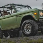 You Can Now Own The Custom V8-Powered Ford Bronco 4×4 of Your Dreams