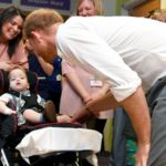 Prince Harry Visits Oxford Children's Hospital After Welcoming Archie: Pics