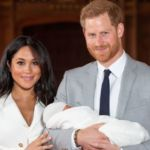 Prince Harry & Meghan Markle Reveal Baby Sussex's Full Name