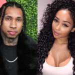 Tyga Was Once Married to Jordan Craig, Mother of Tristan Thompson's Son