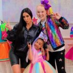 "JoJo Siwa Reveals the ""Very Good"" Advice She Received From Kim Kardashian"