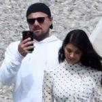 Leonardo DiCaprio Snaps Photos of Girlfriend Camila Morrone at Cannes
