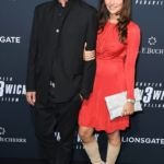 Gavin Rossdale Makes Red Carpet Debut With 26-Year-Old Girlfriend Natalie Golba